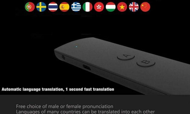 CEEPKO : le traducteur vocal avec camera integree
